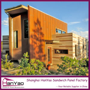 High Quality Customized Luxury Shipping Container Homes pictures & photos