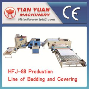 Production Line of Bedding and Covering (HFJ-88) pictures & photos