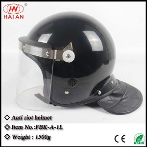 Police Full Face Helmet pictures & photos