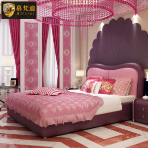 Pretty Colorful Cute Kid Bedroom Bed pictures & photos