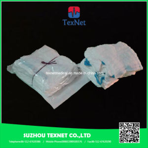 Sterile Absorbent Hemostatic Lap Sponge pictures & photos