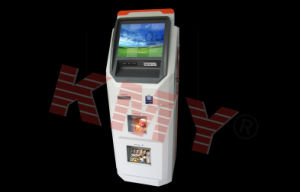 Self Service Photo Printer Touch Screen Kiosk Manufacturer pictures & photos