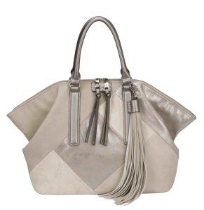 890e719dfd China Fashion Stitching Handbag Shoulder Bag Tassel Women Handbag ...