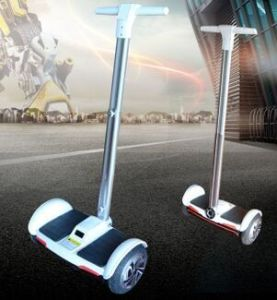 8 Inch Electric Scooter with Handle Panel Eboards