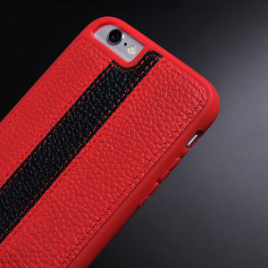 2016 New Arrival Genuine Leather Case for iPhone 6 Plus