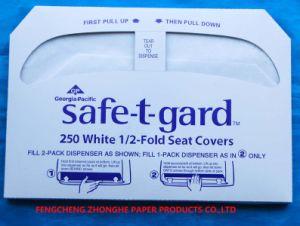 Brilliant Premier Paper Toilet Seat Cover Half Fold Produced With Automatic Machine Inzonedesignstudio Interior Chair Design Inzonedesignstudiocom