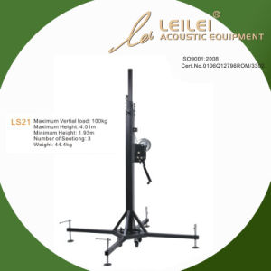 Profession Stage Height Adjustable Light Stand (LS21) pictures & photos