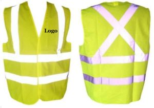 Hi Vis Vest, Customized Logo, Manufacurer in Ningo, China pictures & photos