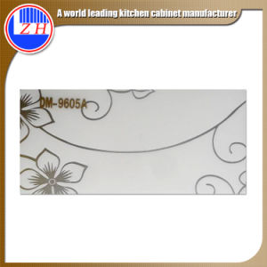 Flower Pattern Heat Resistant Plastic Acrylic Sheet (zhuv) pictures & photos