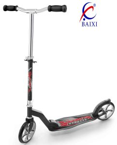 200mm Big Two Wheel Scooter for Adult (BX-2MBD200) pictures & photos