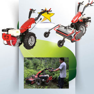 Agricultural Tractor Driven Three Point Bush Cutter Lawn Mower