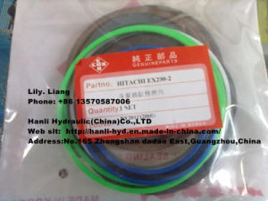 Hitachi Hydraulic Pump Seal Kits for Excavator Spare Parts