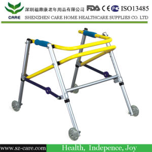 Four Wheeled Junior Posterior Child Walker