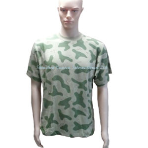 OEM Cotton Jersey Military T Shirt for Wholesale pictures & photos