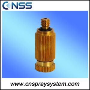 Brass Fog Nozzle for Fog Pump and Misting System pictures & photos