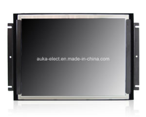 "Auka Open Frame Monitor with 15"" LCD Display LED Backlight pictures & photos"