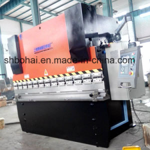 Russia Customer Popular Sold Press Brake Machine with Good Quality pictures & photos