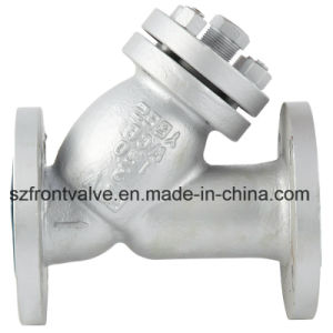 Cast Steel Flanged End Basket - Strainers pictures & photos