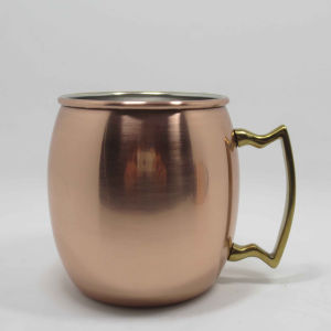 Stainless Steel Moscow Mule Copper Mug Dn-903 pictures & photos