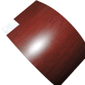 Wood Grain Cheap Aluminum Composite Panel for Indoor Decoration pictures & photos
