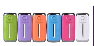 Hot Selling with LED Lighting 5200mAh Power Bank