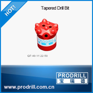 Excellent Performance Tapered Button Bit From Prodrill pictures & photos