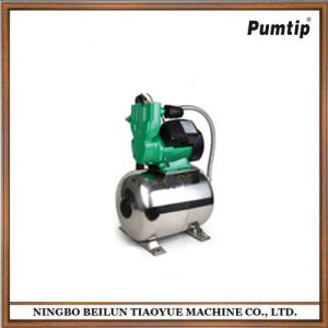 Hot and Cold Water Self-Priming Vortex Water Pump with Pressure Tank pictures & photos