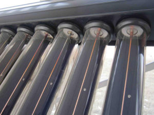 Split Heatpipe Solar Thermal Heating Collector pictures & photos