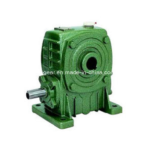 Wpa Worm Transmission Gearbox Transmission Gear Reducer pictures & photos