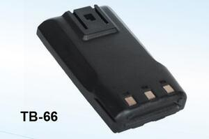 Tb66 Battery 2 Way Radio Battery Tb-66 Compatible with HYT Hytera Tc-2100h Tc-2110 Tc-2108 Battery Bh0901