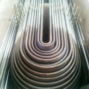 Stainless Steel U Tube for Air Cooler pictures & photos