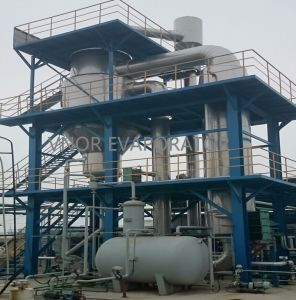 Mechanical Recompression Evaporator for Wastewater Treatment