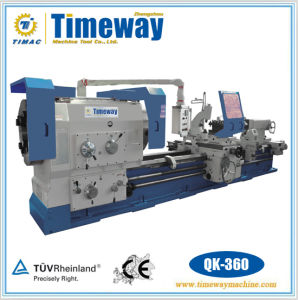 Pipe Threading Lathe Machine, Oil Field Lathe (Q-360) pictures & photos