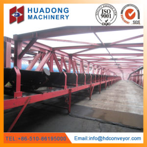 Td75 Standard Belt Conveyor for Materials Transportation pictures & photos