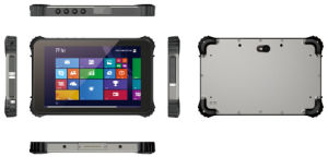 8 Inch Windows8 or Windows10 Rugged Tablet PC