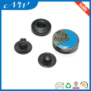 New Design High Quality Metal Snap Fastener Button