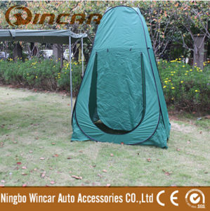 190t Polyester PA Coated Dressing Tent Changing  Room Tent