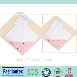 High Quality Cotton Poncho Towel Kids Blanket Beach Towels for Babies pictures & photos
