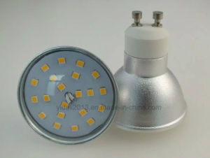 Aluminum with Cover GU10 5W SMD LED Ceiling Light pictures & photos