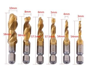US PRO 51P HSS Metric Drill Bit Set  1mm 6mm  0.1 Increments Engineering  2619