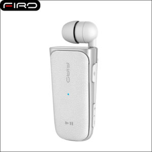 China Firo H108 Wireless Bluetooth Stereo Headset Headphone 4 0 Stylish In Ear With Mic Retracted Earphone With Clip For Iphone China Bluetooth Earphone And Stereo Earphone Price