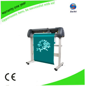 34inch Cutting Plotter Factory Direct Sell Vinyl Cutting Ploter Computer  Machine with Signmaster Software Can Semi-Contour Cut