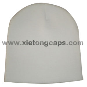 White Blank Flange Promotional Hat pictures & photos