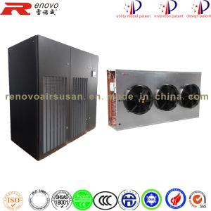 57kw Dual Cool Water Cooled Precision Air Conditioner