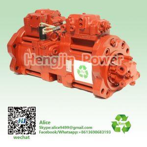 China Kawasaki K3V112dt Doosan Dh200-5 Excavator Main Pump Re