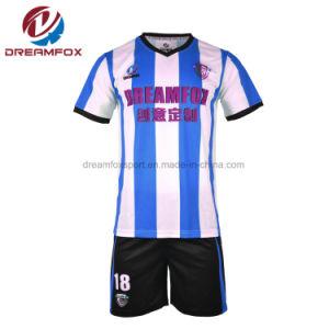 0d4d4b268 Cheap Custom Sublimation Thailand Original High Quality Striped Soccer  Jersey