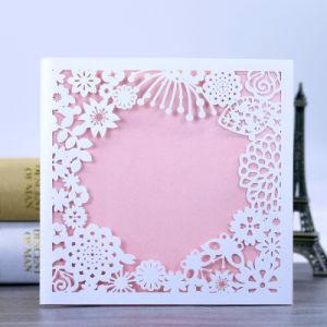 Wholesale Best Design Laser Cut Wedding Invitation Card