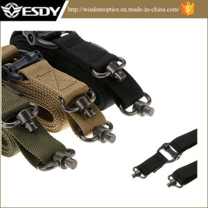 "Tactical 1 or 2 Point Multi Mission 1.25"" Rifle Sling pictures & photos"