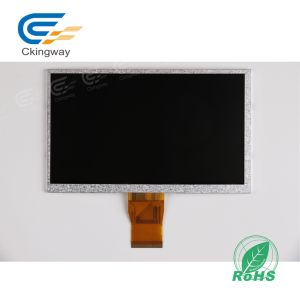 "7"" 50 Pin 800*480 Hx8264+Hx8664 Industrial TFT Monitor pictures & photos"