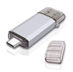 High-Speed OTG USB Type C USB Flash Drive 8GB-64GB Pendrive Type C Thumb Drive pictures & photos